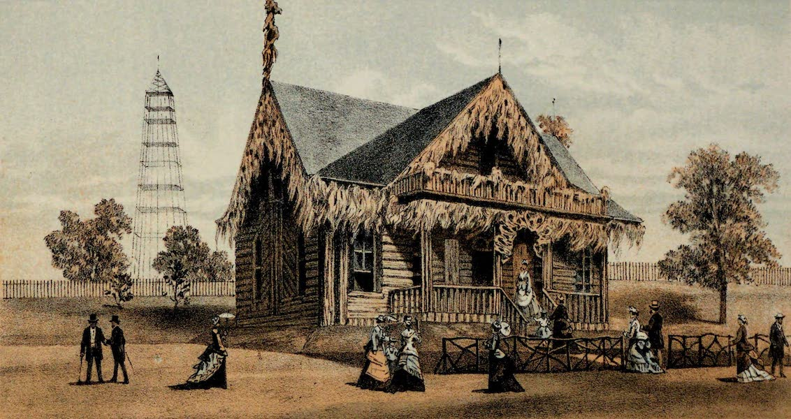Centennial Portfolio - Mississippi Building (1876)