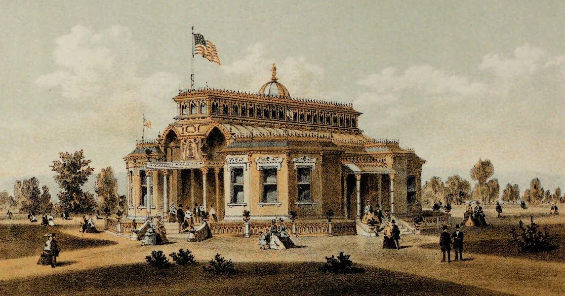 Centennial Portfolio - Indiana Building (1876)