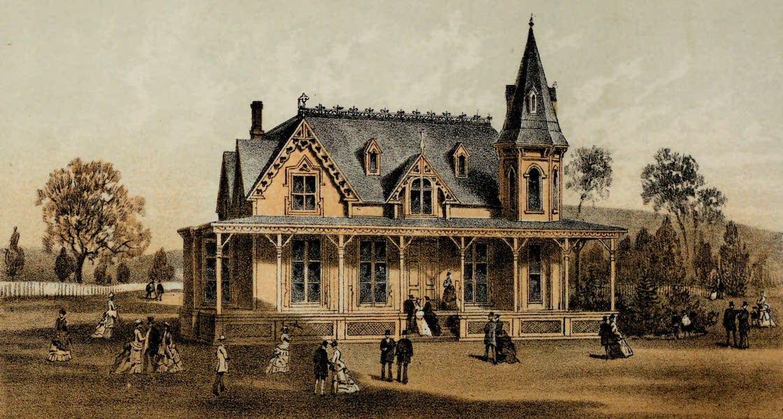 Centennial Portfolio - Illinois Building (1876)
