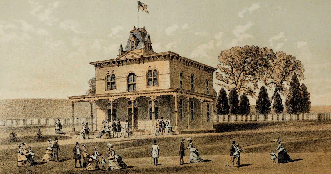 Centennial Portfolio - Wisconsin Building (1876)