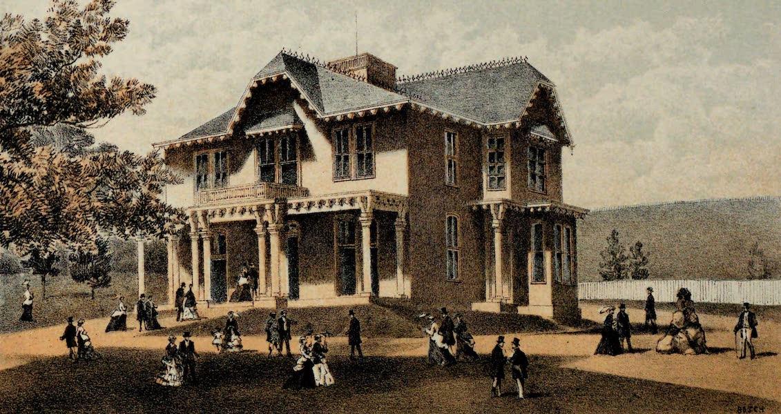 Centennial Portfolio - Iowa Building (1876)