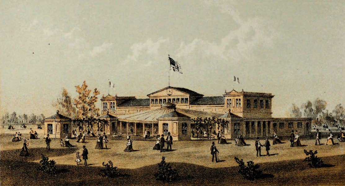 Centennial Portfolio - French Restaurant (1876)