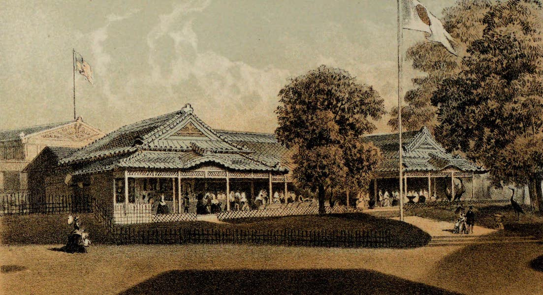 Centennial Portfolio - Japanese Bazaar (1876)