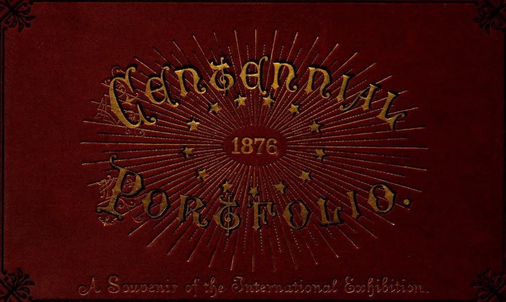 Centennial Portfolio - Back Cover (1876)