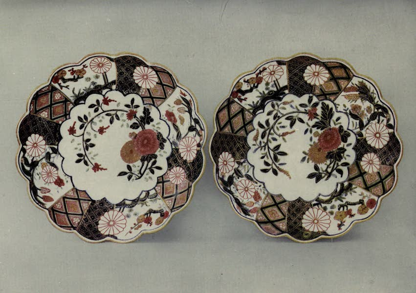 Chelsea and Chelsea-Derby China - Chelsea Imari Dishes (1909)