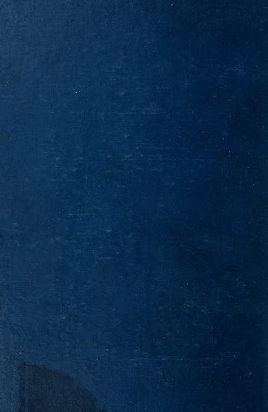 China, by Mortimer Menpes - Back Cover (1909)