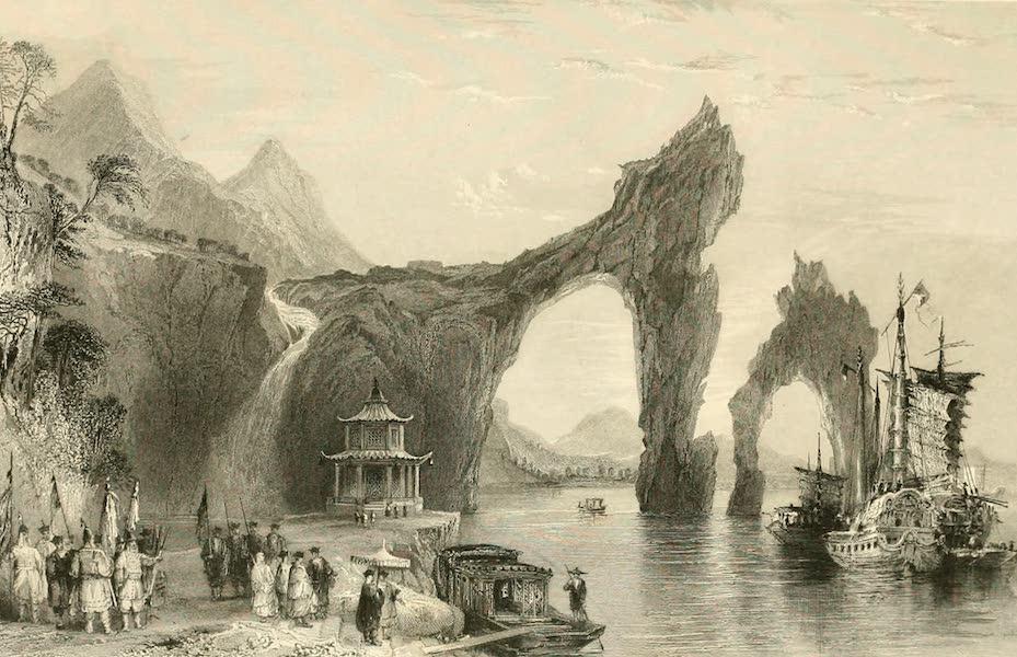 China in a Series of Views Vol. 1 - The Tung-Ting-Shan (1843)