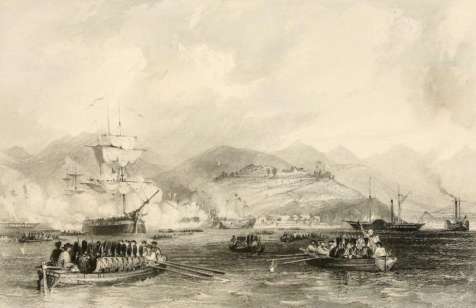 China in a Series of Views Vol. 1 - Capture of Ting-Hai, Chusan (1843)