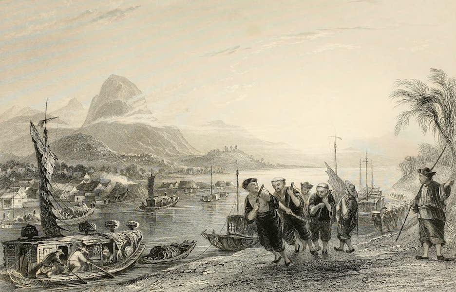 China in a Series of Views Vol. 2 - The Kilns at King-tan (1843)