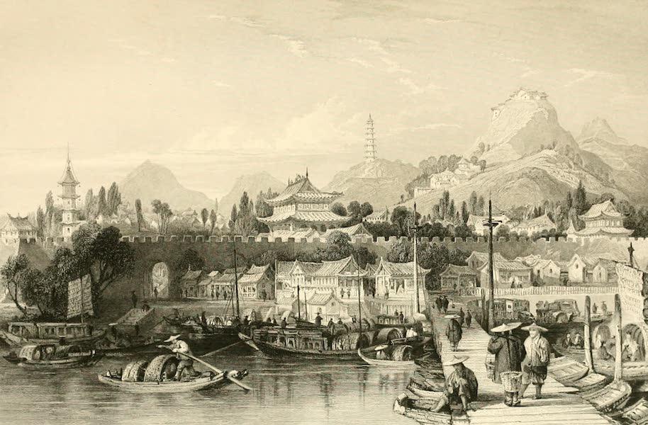 China in a Series of Views Vol. 2 - Tae-ping Shaou-kwan, province of Keang-nan (1843)
