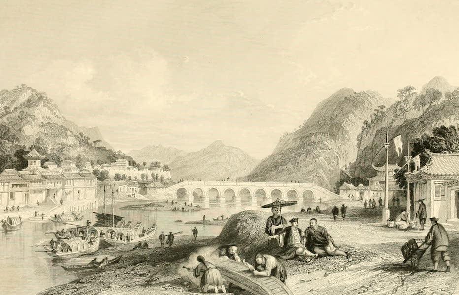 China in a Series of Views Vol. 3 - Landing-place at the Yuk-shan (1843)