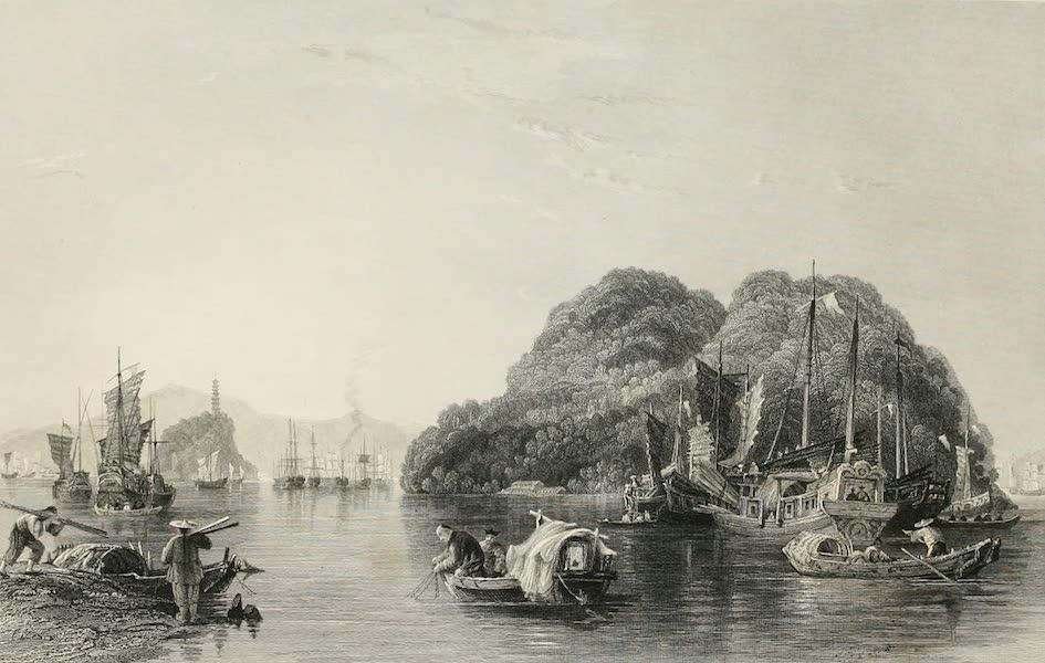 China in a Series of Views Vol. 4 - Silver Island, on the Yang-tse-keang (1843)