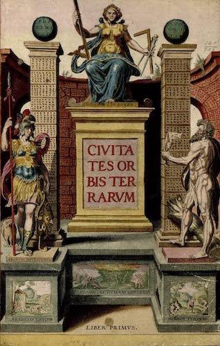 Aquatint & Lithography - Civitates Orbis Terrarum Vol. 1