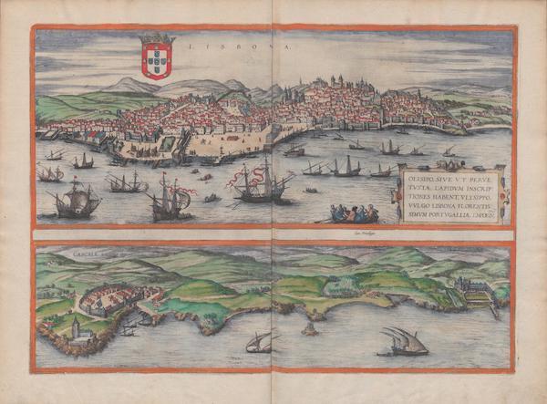 Lisbona et Cascale Lusitaniae Opp