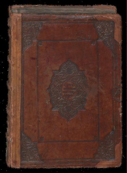 Civitates Orbis Terrarum Vol. 1 - Front Cover (1572)