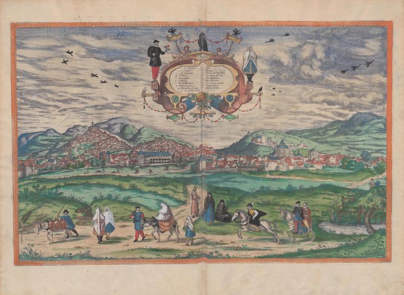 Civitates Orbis Terrarum Vol. 1 - Granada 1563 (1572)