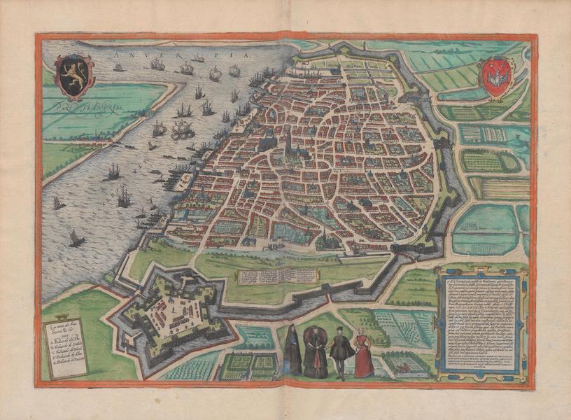 Civitates Orbis Terrarum Vol. 1 - Anverpia 1567 (1572)