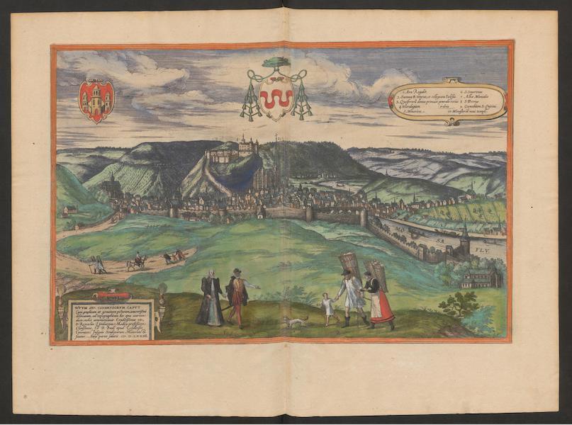 Civitates Orbis Terrarum Vol. 2 - Hvvm (1575)
