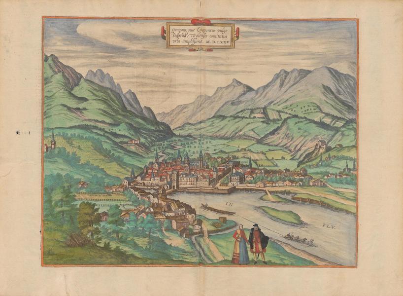 Oenipons Vulgo Inspruck 1575
