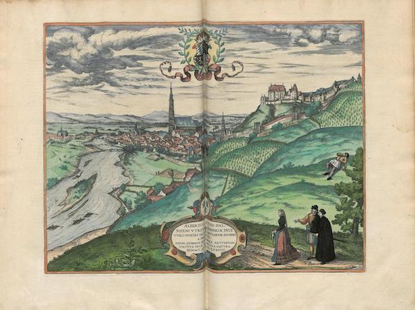 Civitates Orbis Terrarum Vol. 3 - Landshvt 1578 (1581)