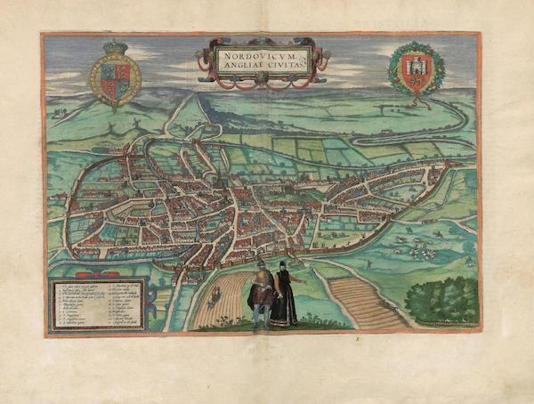 Nordovicum Angliae Civitas