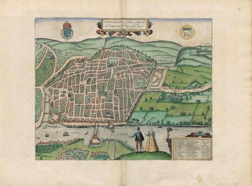 Rhotomagvs Vulgo Rouen