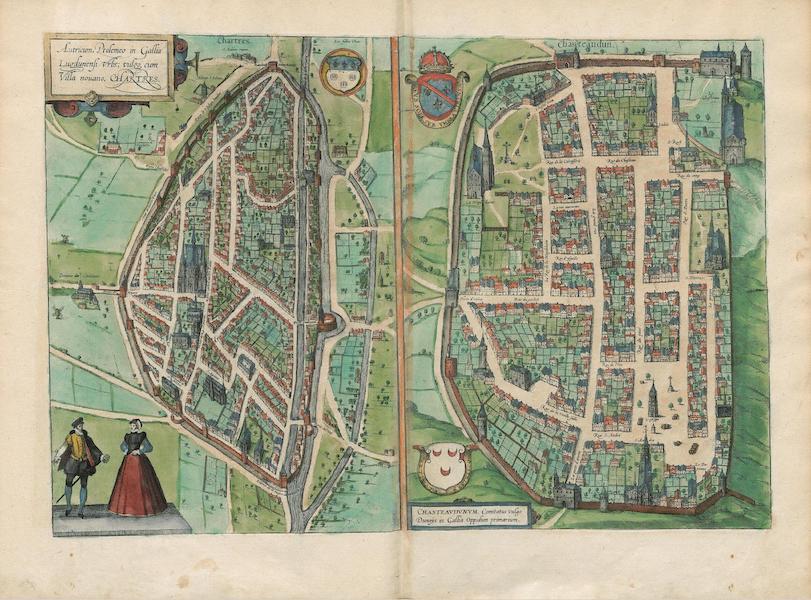 Chartres et Chateavdvnvm Vulgo Dunoys