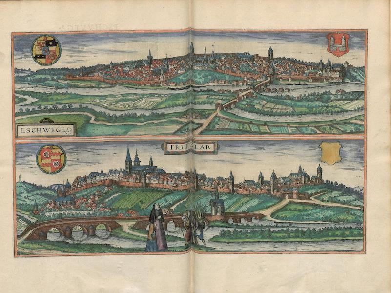 Eschwege et Fritzlar