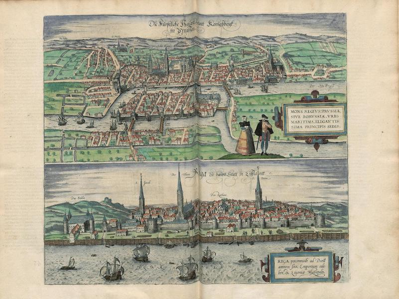 Konigsbbergt et Riga