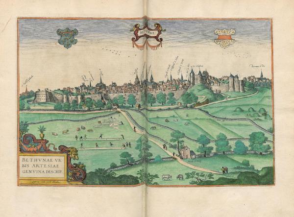 Civitates Orbis Terrarum Vol. 4 - Bethvne (1588)