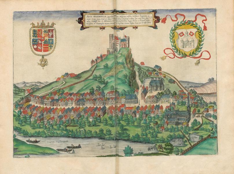 Civitates Orbis Terrarum Vol. 4 - Segeberga (1588)