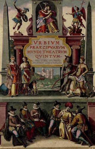 Aquatint & Lithography - Civitates Orbis Terrarum Vol. 5
