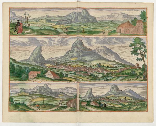 Archidona La Penna De Los Enamorados Penna Et Archidona 1565