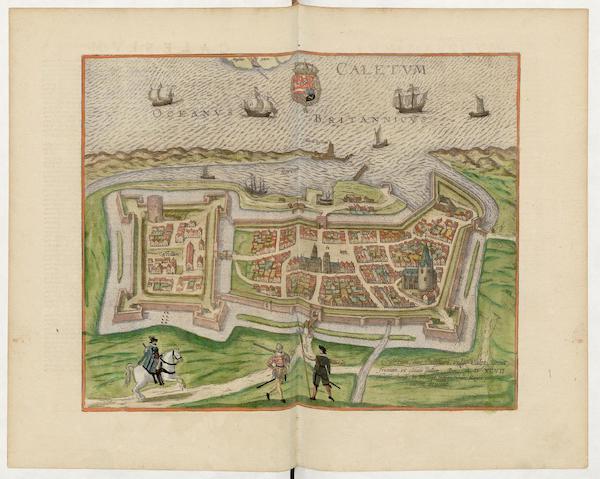 Caletum Vulgo Cales 1597