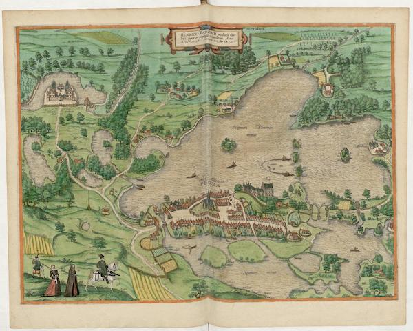 Holsatiae Plona 1593