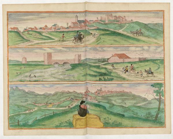 Palacios Alcanerilla Et Cabecas 1565