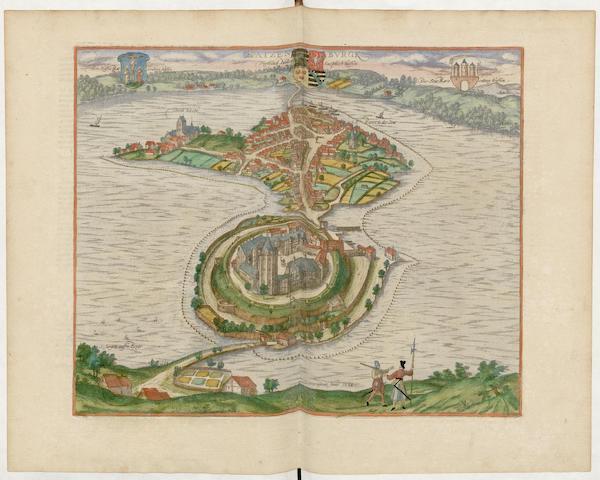 Civitates Orbis Terrarum Vol. 5 - Ratzenbvrgk 1588 (1596)