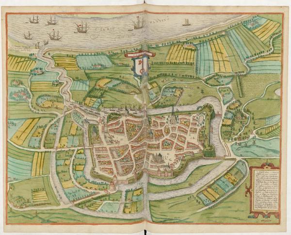 Civitates Orbis Terrarum Vol. 5 - Staden (1596)