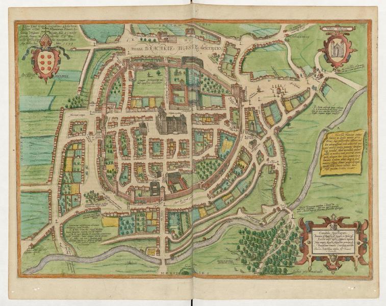 Noua Bracarae Auguste Descriptio 1594