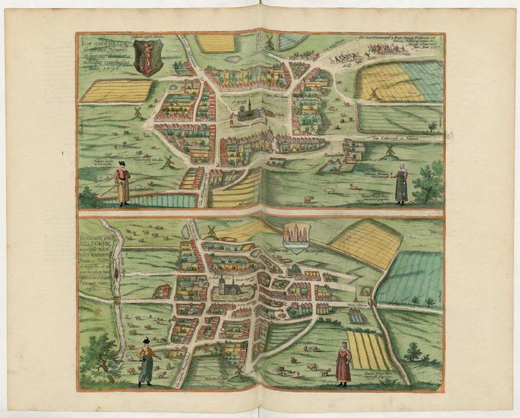 Heide 1596 et Meldorpie
