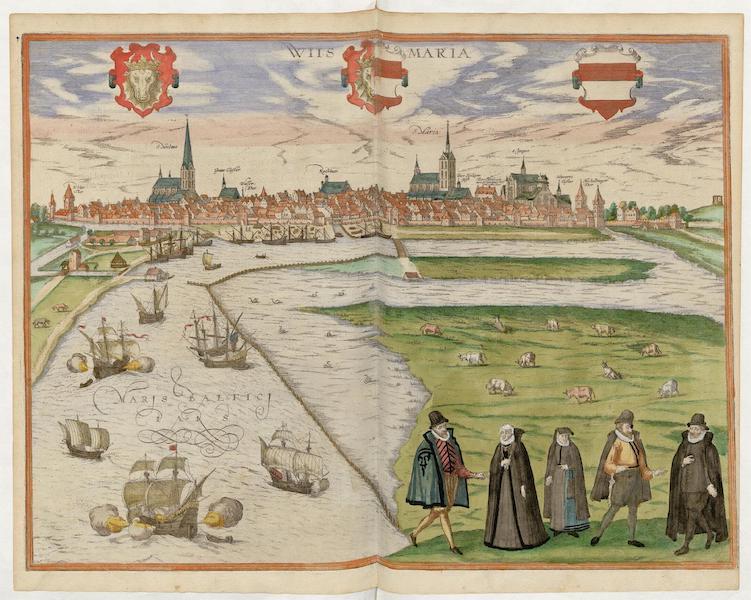 Civitates Orbis Terrarum Vol. 5 - Wiismaria (1596)