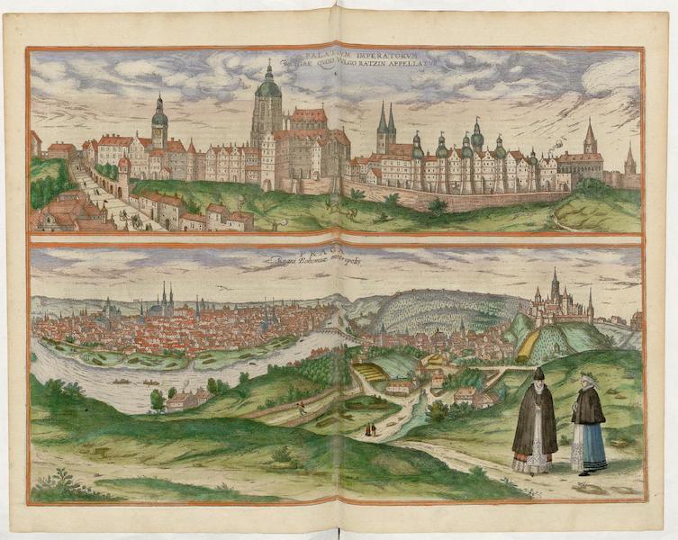 Praga Regni Bohemiae Metropolis