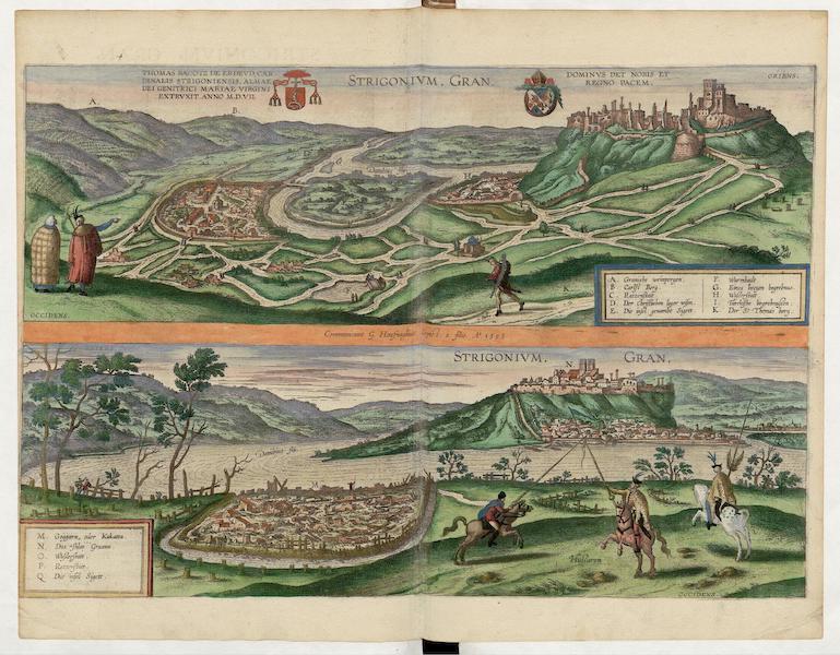 Strigonivm Gran 1595