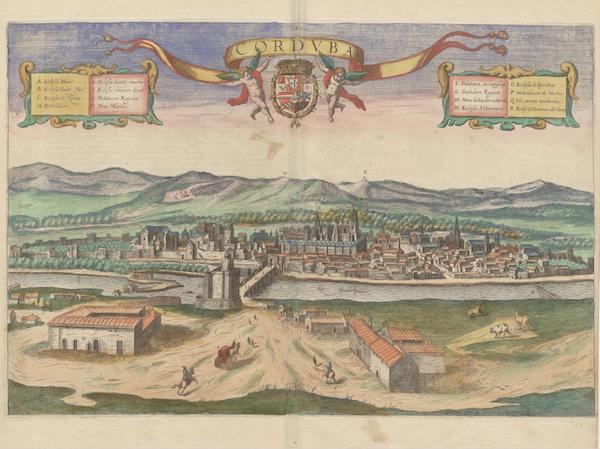 Civitates Orbis Terrarum Vol. 6 - Cordvba (1617)