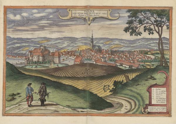 Civitates Orbis Terrarum Vol. 6 - Polna Volga Polm (1617)