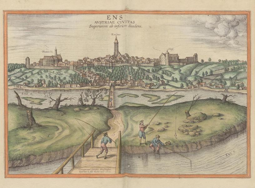 Civitates Orbis Terrarum Vol. 6 - Ens 1617 (1617)