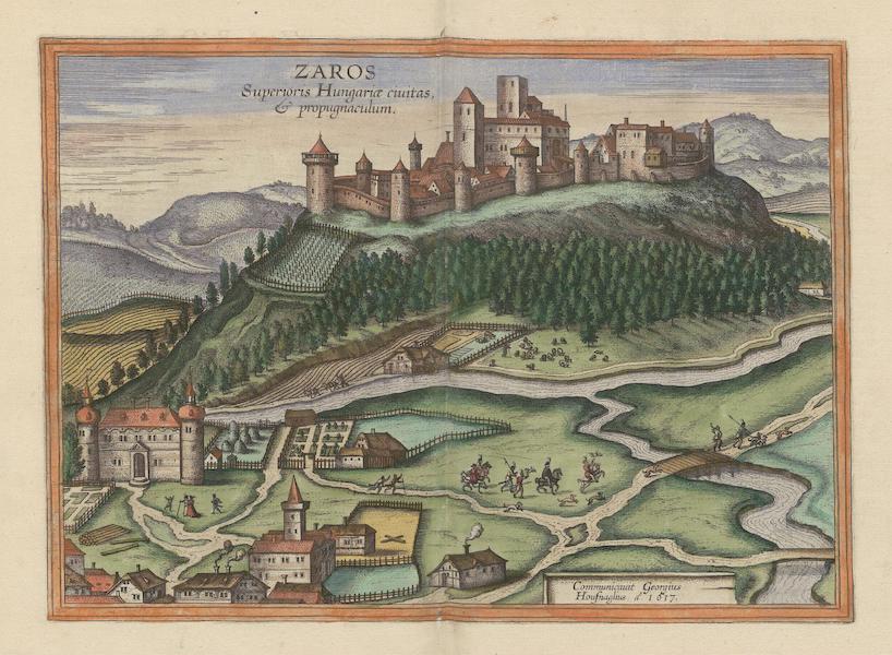 Zaros Superioris Hungariae Civitatas and Propugnaculum