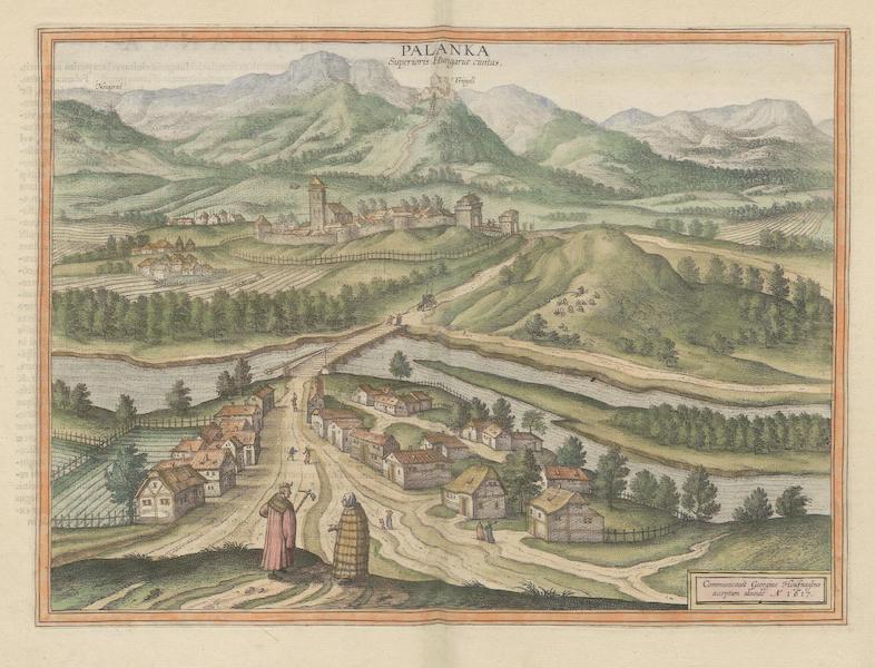 Palanka Superioris Hungariae Civitatas