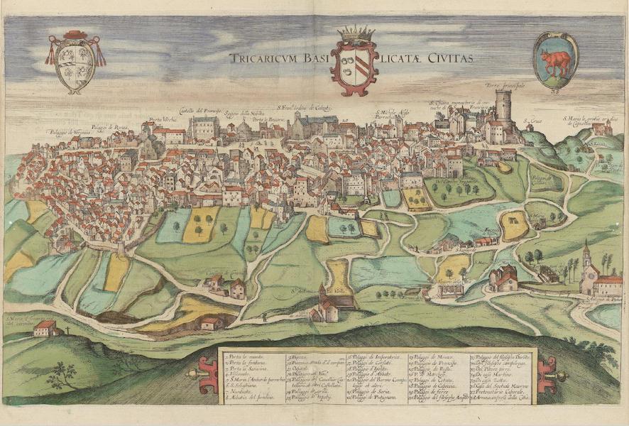 Tricaricvm Basilicatae Civitas