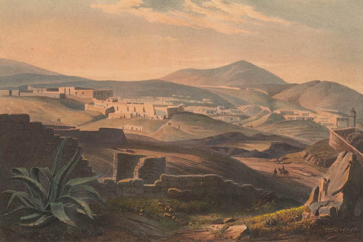 Coleccion de las Antiguedades Mexicanas - Vista de la Mina de Veta Grande (1827)